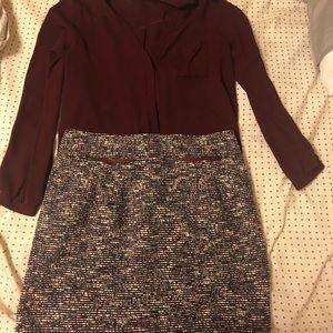 Loft Blended Skirt